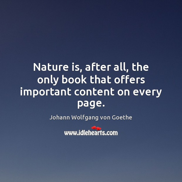 Image, After, Book, Content, Every, Important, Nature, Offers, Only, Page, Pages