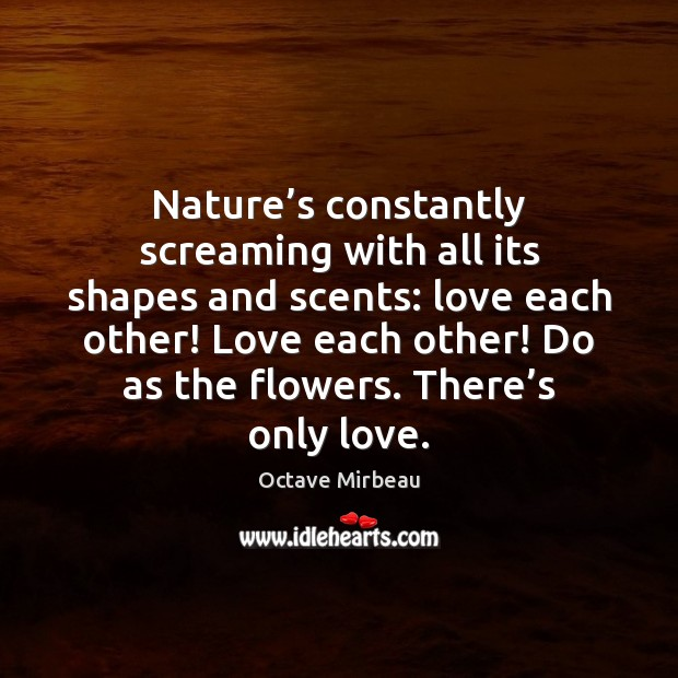 Picture Quote by Octave Mirbeau