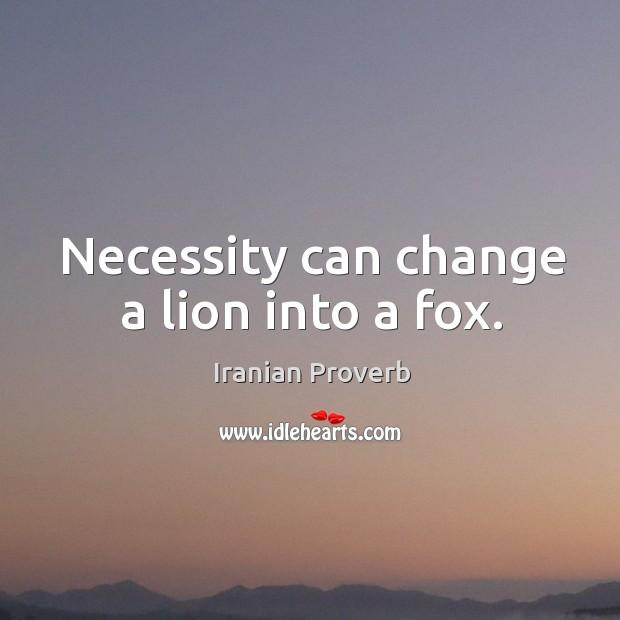 Iranian Proverbs