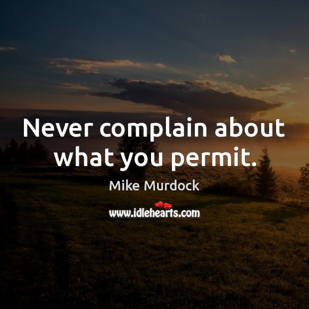 Picture Quote by Mike Murdock