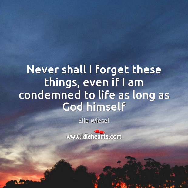 never shall i forget