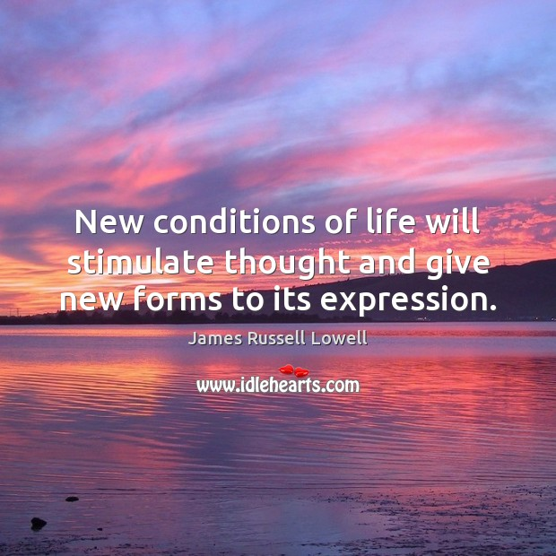 Picture Quote by James Russell Lowell