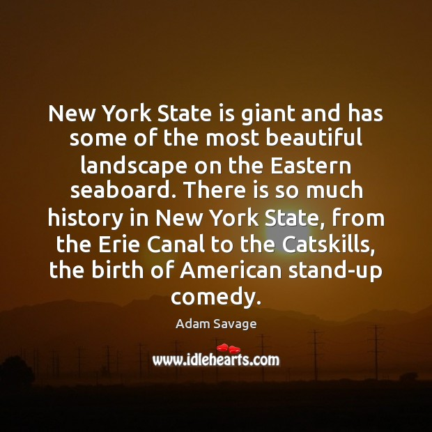 New York State is giant and has some of the most beautiful Image