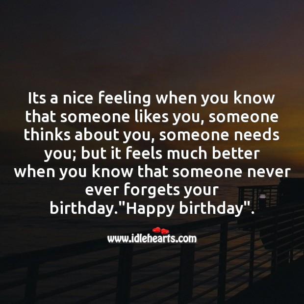 Image, Nice feeling