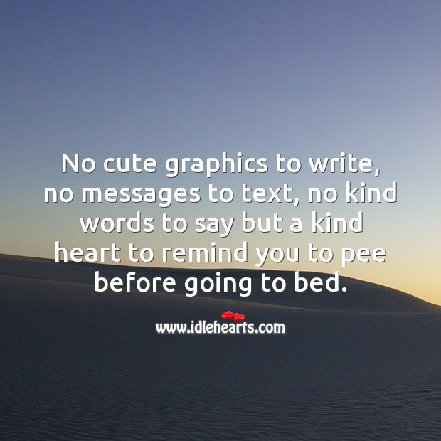 No cute graphics to write Image