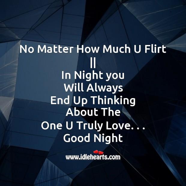 night flirter