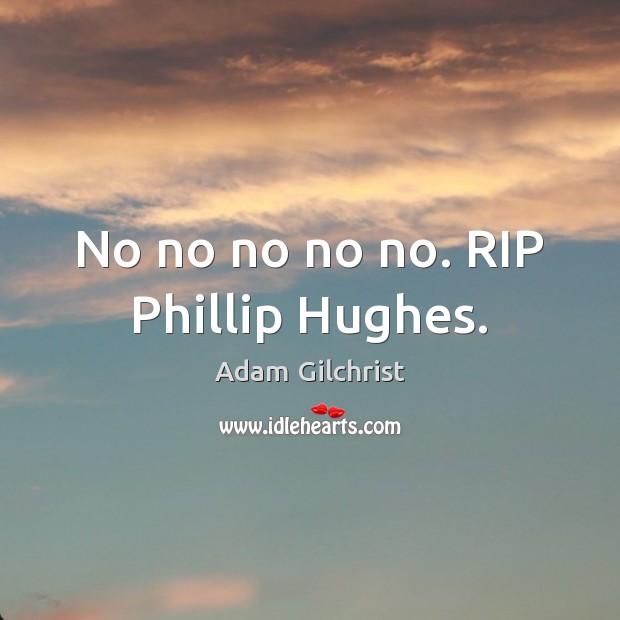 No no no no no. RIP Phillip Hughes. Image
