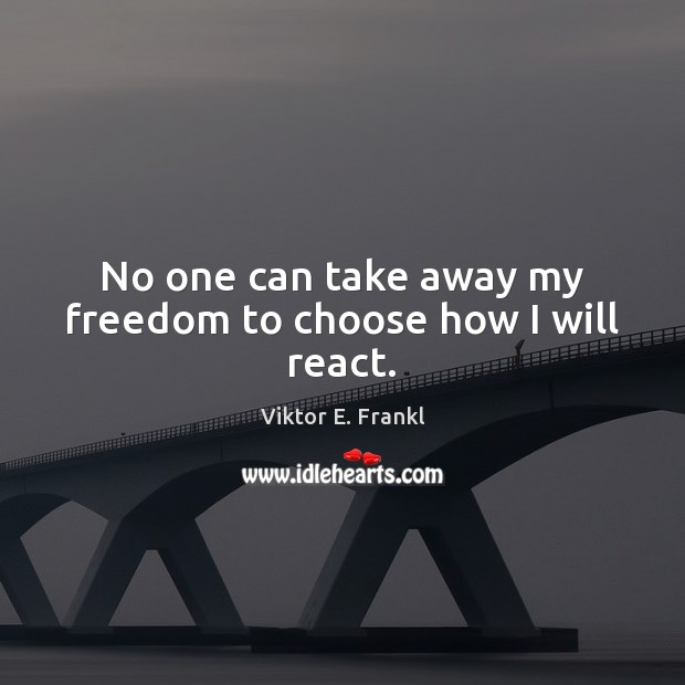 viktor frankl and free will
