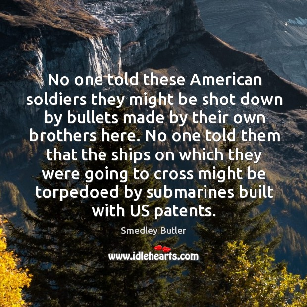 Image, No one told these American soldiers they might be shot down by