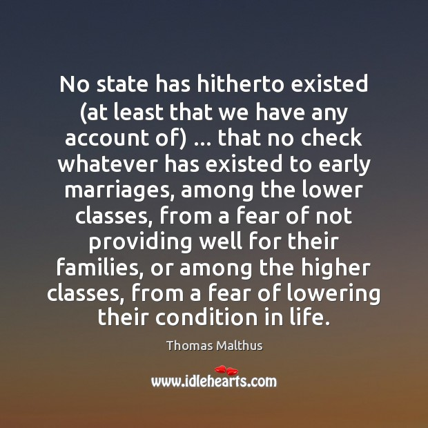 No state has hitherto existed (at least that we have any account Image