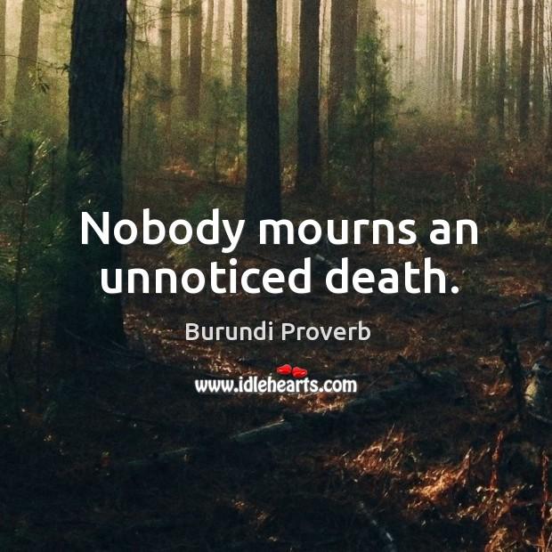 Burundi Proverbs