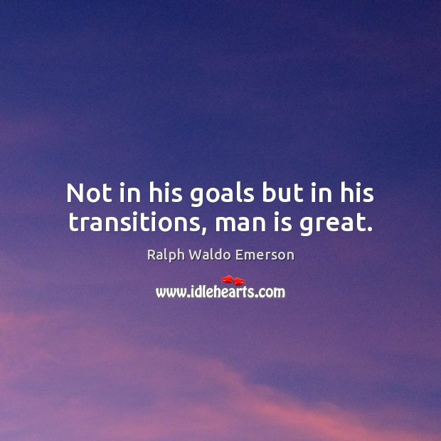 Not in his goals but in his transitions, man is great. Image