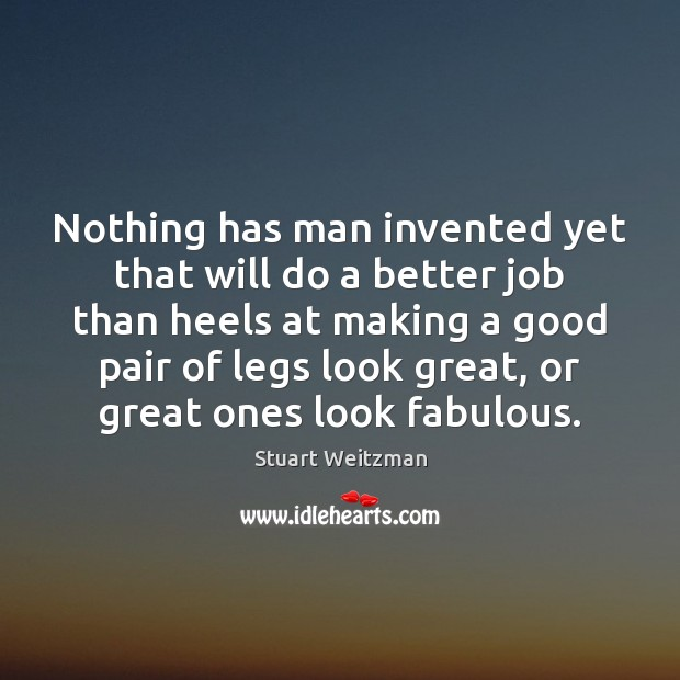 Nothing has man invented yet that will do a better job than Image