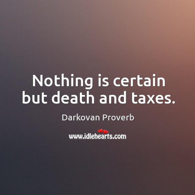 Darkovan Proverb Image