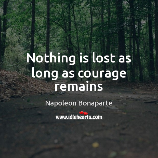 Picture Quote by Napoleon Bonaparte