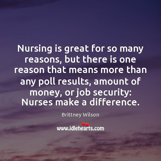 Image, Nursing is great for so many reasons, but there is one reason