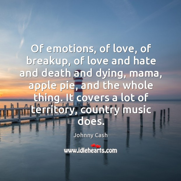 Of emotions, of love, of breakup, of love and hate and death Image