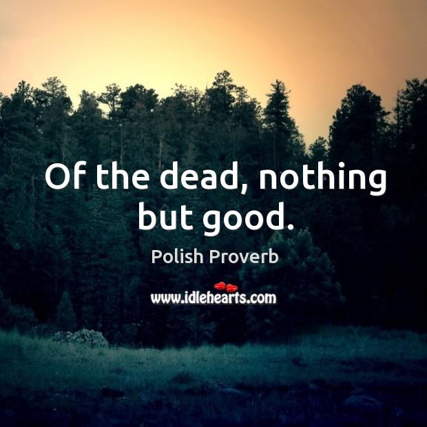 Polish Proverbs