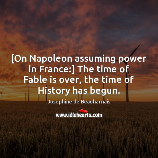 napoleons time in power essay Napoleon s rise to power term paper while the free essays can give you inspiration for writing, they cannot be used 'as is' because they will not meet your assignment's requirements if you are in a time crunch, then you need a custom written term paper on your subject (napoleon s rise to power.