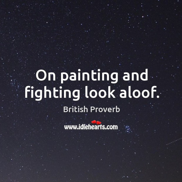 British Proverbs