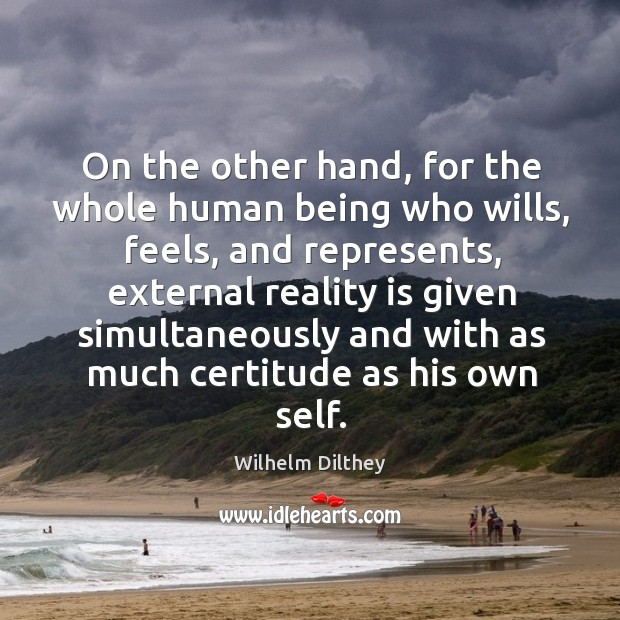 the existence of the external world and other human beings (international journal of sociology and social policy 1999, 19:3/4:22-36 (in press) when do human beings begin scientific myths and scientific facts.