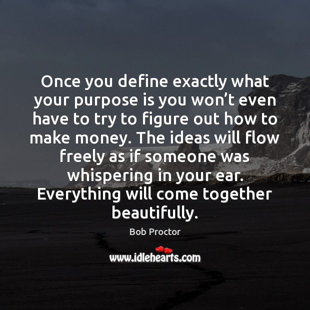 Once you define exactly what your purpose is you won't even Image