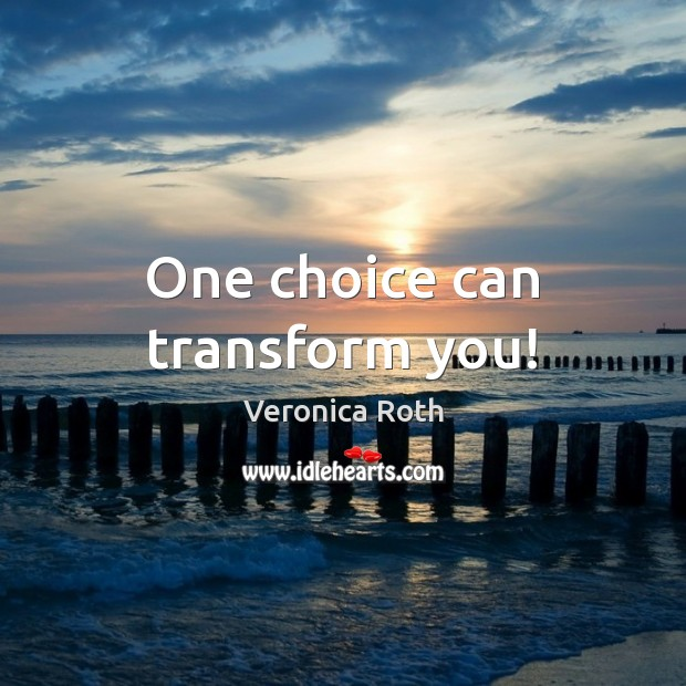 Picture Quote by Veronica Roth