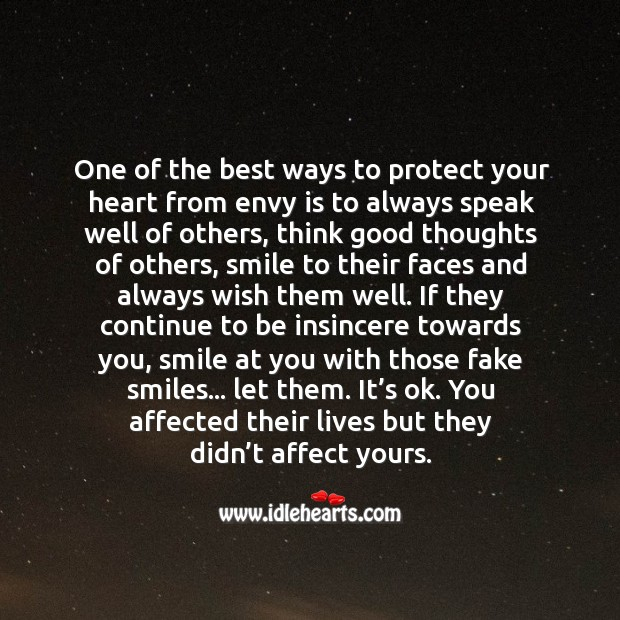 One Of The Best Ways To Protect Your Heart