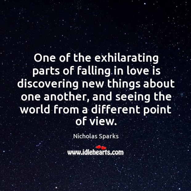 Image, One of the exhilarating parts of falling in love is discovering new