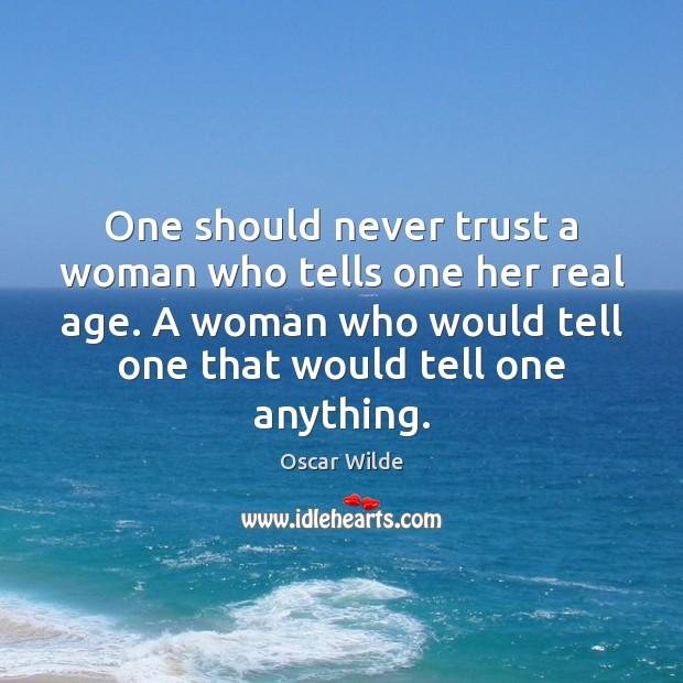 Never Trust Quotes