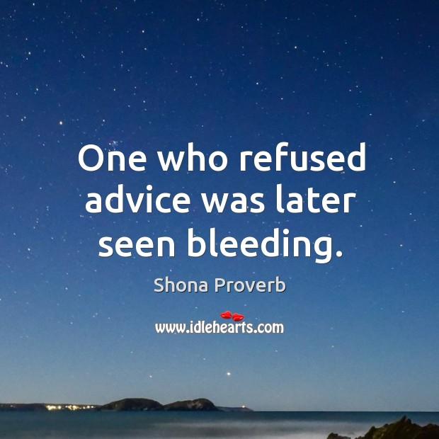 Shona Proverbs