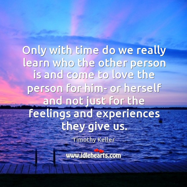 Picture Quote by Timothy Keller