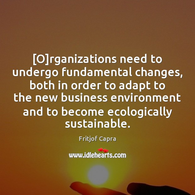Fundamental Quotes Images: Quotes About Business Environment / Picture Quotes And