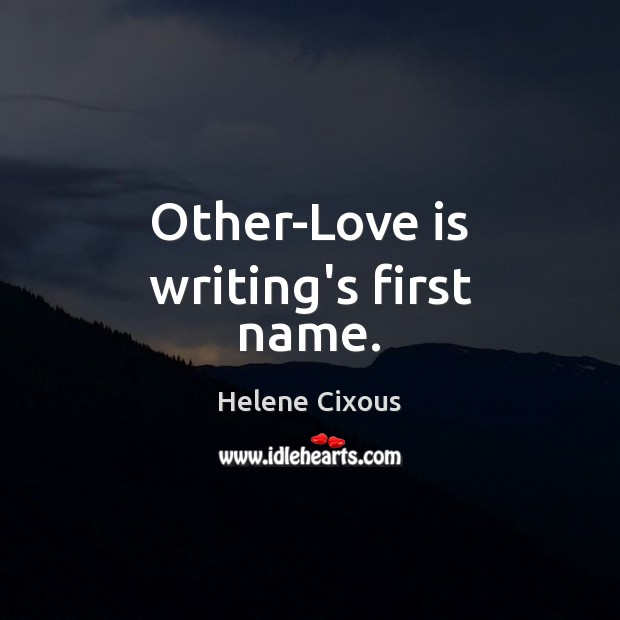 Love Is Quotes