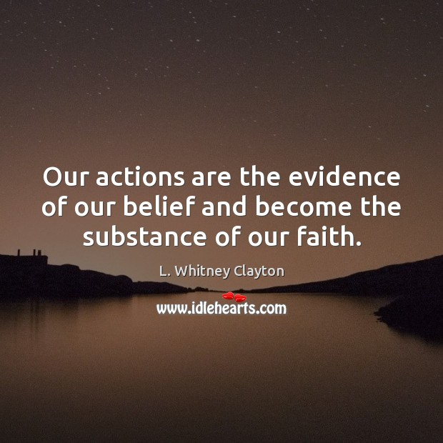 Picture Quote by L. Whitney Clayton