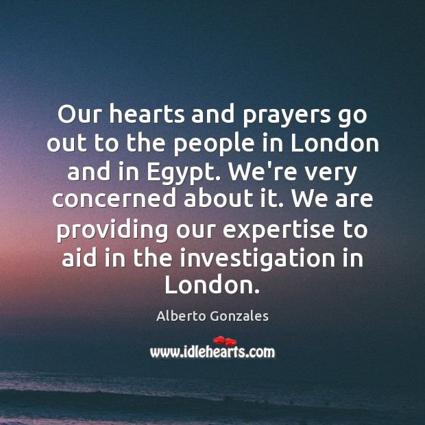 Image, Our hearts and prayers go out to the people in London and