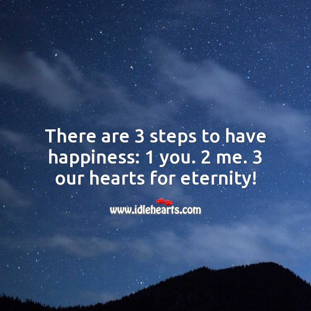 Our hearts for eternity Image