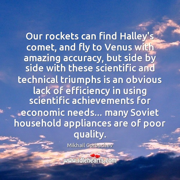 Our rockets can find Halley's comet, and fly to Venus with amazing Image