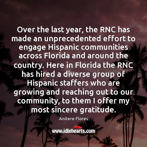 Image, Over the last year, the RNC has made an unprecedented effort to