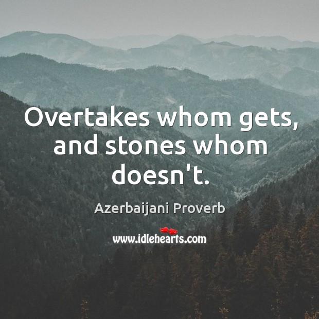 Azerbaijani Proverbs