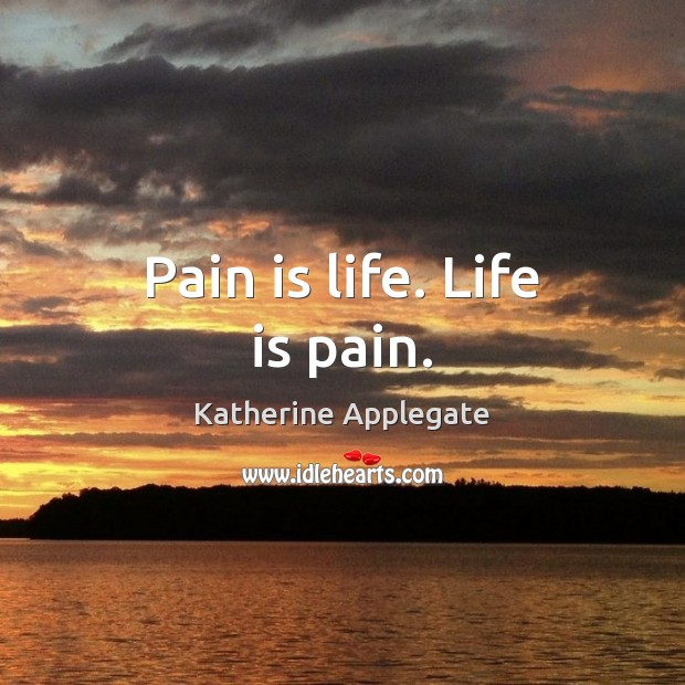 Pain Quotes