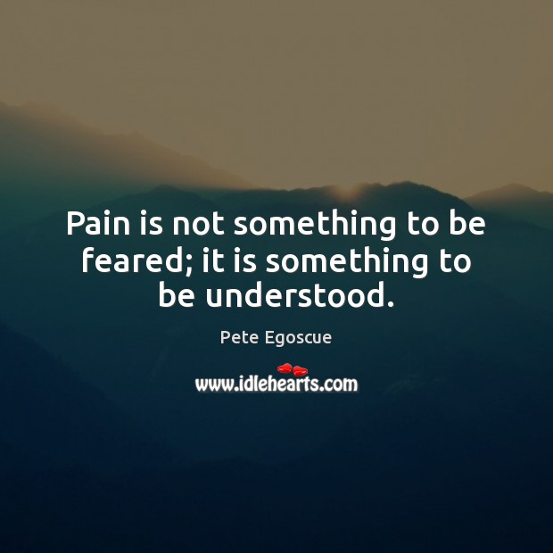 Pain Quotes Image