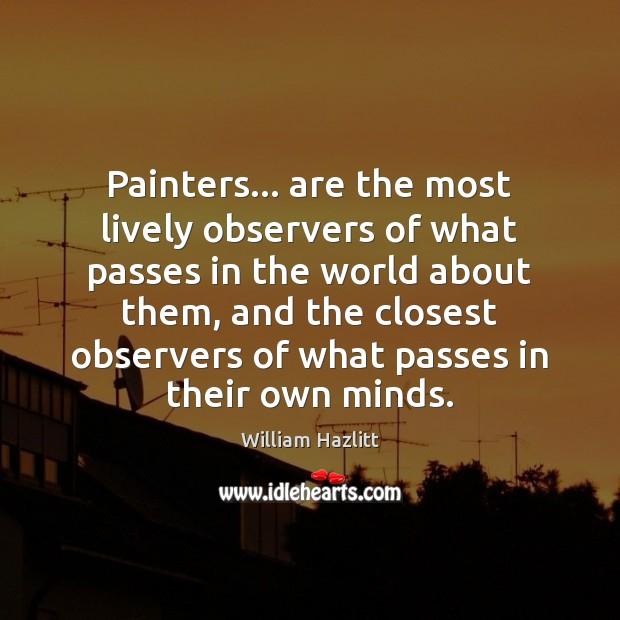 Picture Quote by William Hazlitt