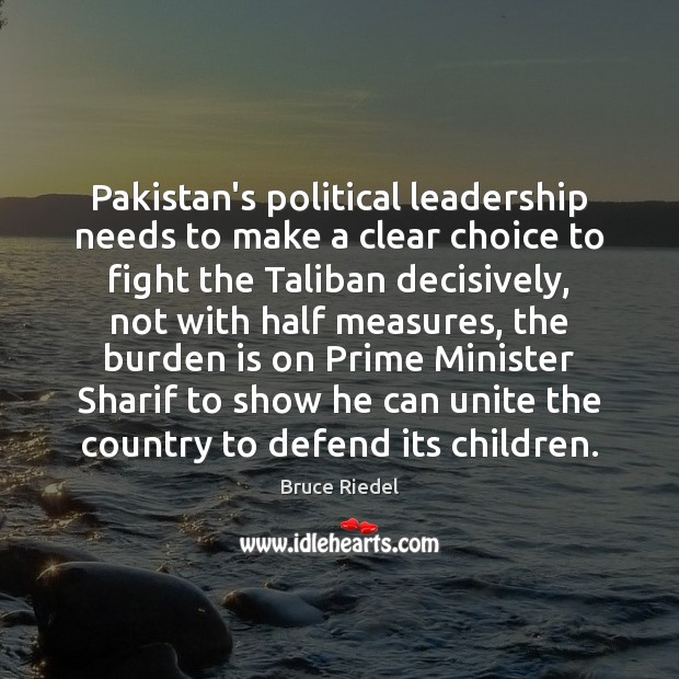 Image, Pakistan's political leadership needs to make a clear choice to fight the