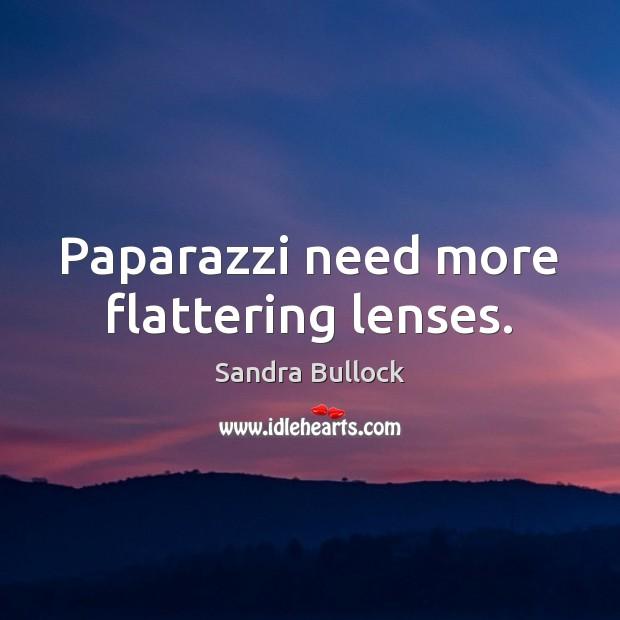 Image, Paparazzi need more flattering lenses.