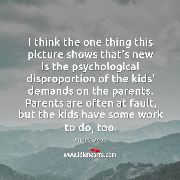 Parents are often at fault, but the kids have some work to do, too. Image
