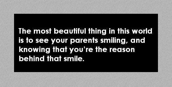 Be The Reason Behind Others Smile.