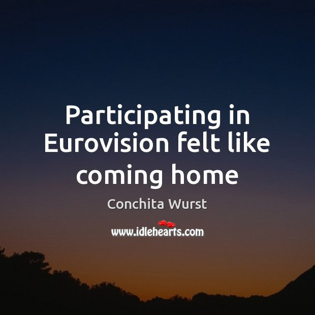 Conchita Wurst Quotes Quotations Picture Quotes And Images
