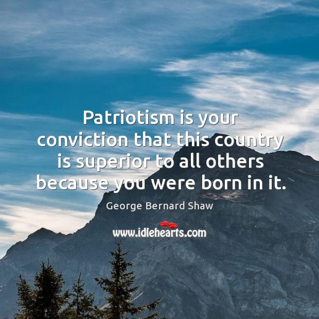 Patriotism Quotes