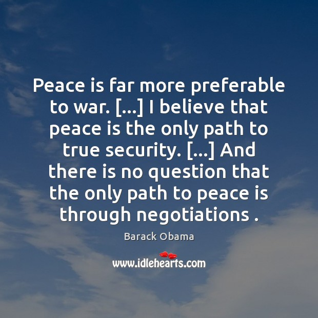 Peace Quotes